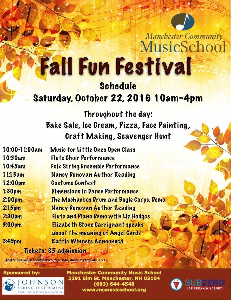fall-fun-festival-2016-schedule