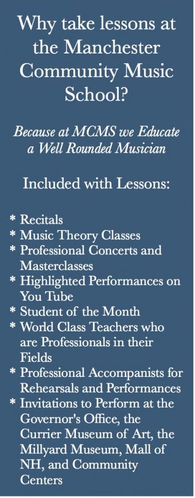 Included with Lessons