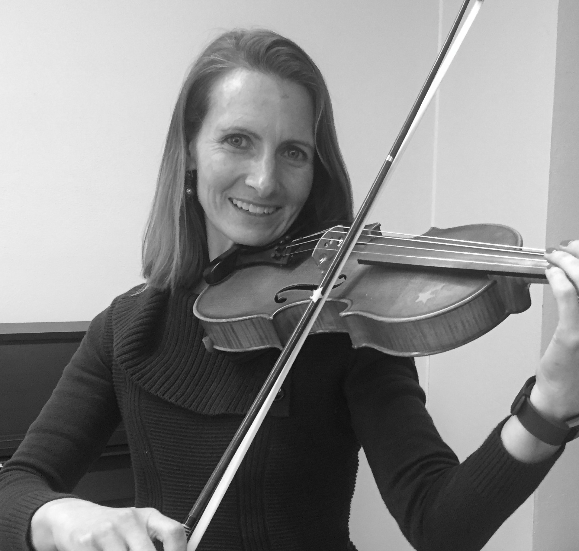 Heather Bond, violin, Suzuki Violin