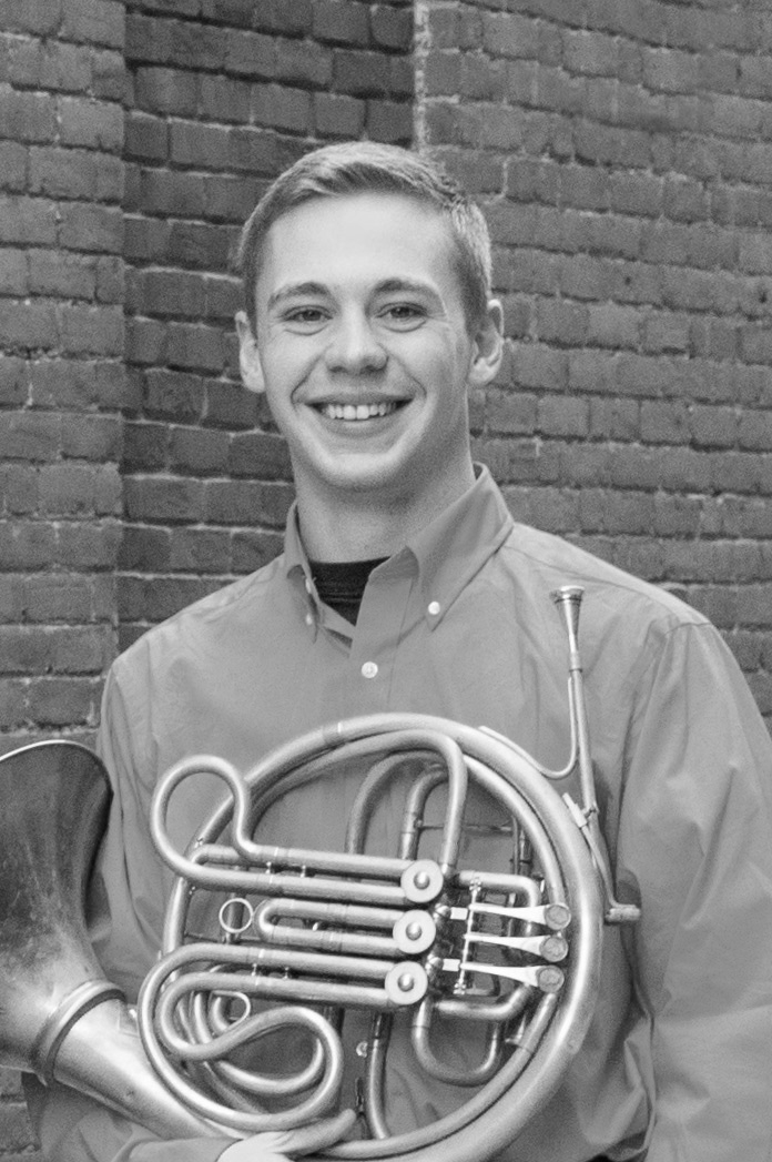 Andrew Bass, French horn