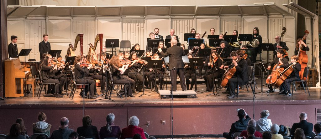 Manchester Community Music School | New Hampshire Youth